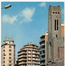 Postales: M01090 BARCELONA - VIA AUGUSTA 1968 - BEASCOA Nº324 SC SEAT 1500. Lote 244639930
