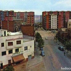 Postales: M01095 BARCELONA CALLE DE LA MARESMA 1966 RO Nº5 ESCRITA 2CV SEAT 600 CAMION AUTOESCUELA SAN. Lote 244640455