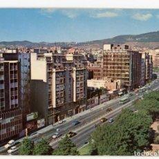 Postales: M01098 BARCELONA - PLAZA GALA PLACIDIA Y VIA AUGUSTA 1971 - RO Nº3191 SC COCHES. Lote 244640890