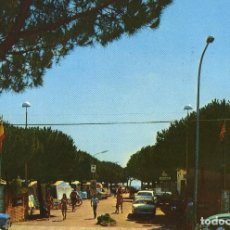 Postales: M01106 BLANES CAMPING S'ABANELL 1975 MARTINEZ CIRCULADA VW ESCARABAJO RENAULT 8. Lote 244702620