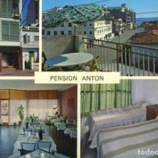 Postales: M01109 BLANES PENSION ANTON 1969 ZERKOWITZ SC. Lote 244703005