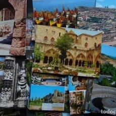 Postales: LOTE DE 34 POSTALES DE TARRAGONA SIN CIRCULAR, VER FOTOS Y COMENTARIOS. Lote 244714050