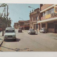 Postales: POSTAL 7. MOLINS DE REI (BARCELONA). AVENIDA JOSÉ ANTONIO PRIMO DE RIVERA.. Lote 244820675