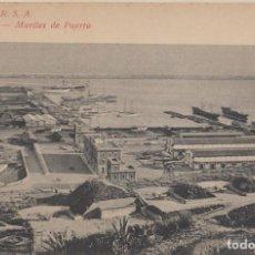 Postales: (80) POSTAL BARCELONA - R.S.A. MUELLES DE PUERTO - ROVIRA S.A. - SIN CIRCULAR. Lote 244936270