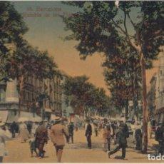 Postales: (209) POSTAL BARCELONA - 15 RAMBLA DE LAS FLORES - ANIMADA - SIN CIRCULAR. Lote 244951940