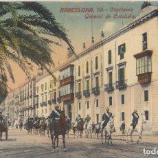 Postales: (233) POSTAL BARCELONA - 69 CAPITANÍA GENERAL CATALUÑA - JORGE VENINI - SIN CIRCULAR. Lote 244952695