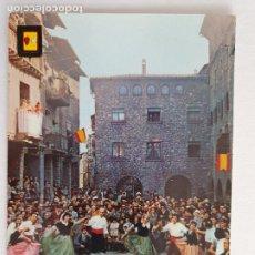 Postais: BAGÀ - FESTA DE L'ARRÒS - FIESTA DEL ARROZ - P47166. Lote 245021555