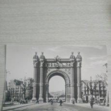 Postales: POSTAL N 6063 BARCELONA ARCO DE TRIUNFO. Lote 245067675