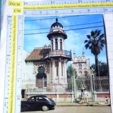 Postais: POSTAL DE BARCELONA. AÑO 1963. CALELLA, TORRE DE LOS INGLESES. 148 VIL FLOR. 3591. Lote 245128175