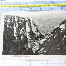 Postales: POSTAL DE BARCELONA. AÑOS 30 50. MONTSERRAT MONASTERIO. ROISIN. 3603. Lote 245129030