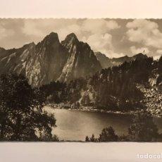 Postales: VALLE DE ESPOT (LERIDA) POSTAL NO.38, ENCANTATS GRANDE Y PEQUEÑO ..,(H.1950?) S/C. Lote 245138770