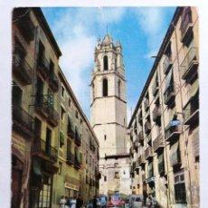 Postales: POSTAL REUS, CAMPANARIO, LE CLOCHER, AÑOS 60. Lote 245356315