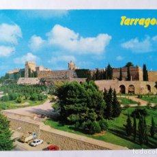 Postales: POSTAL TARRAGONA,MURALLAS IBERO ROMANAS, COSTA DORADA, AÑOS 70. Lote 245356705