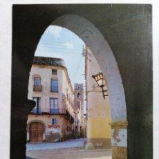 Postales: POSTAL MONTBRIO, CALLE MAYOR, AÑOS 70. Lote 245357285