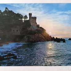 Postales: POSTAL COSTA BRAVA, LLORET DE MAR, AÑOS 70. Lote 245357675