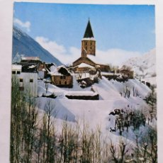 Postales: POSTAL SALARDU, VALL D'ARAN, AÑOS 60. Lote 245358800