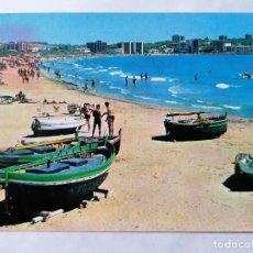 Postales: POSTAL SALOU, PLAYA DE SALOU, AÑOS 60. Lote 245513530