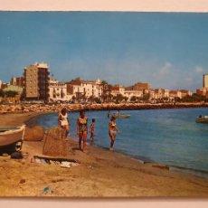 Cartes Postales: VILANOVA I LA GELTRÚ - PLATJA / PLAYA - P47395. Lote 245919895