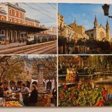 Cartes Postales: VILAFRANCA DEL PENEDÈS - VISTES - P47400. Lote 245921205