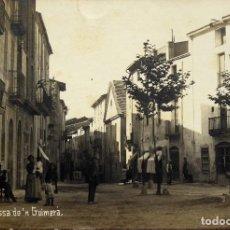 Postales: P-12251. CAPELLADES. PLASSA DE'N GUIMERÁ. CIRCULADA. AÑO 1915.. Lote 245962195