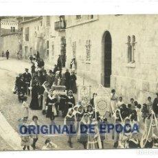 Postales: (PS-64665)POSTAL FOTOGRAFICA DE TARRAGONA-PROCESION.FOTO H.VALLVE. Lote 246032900