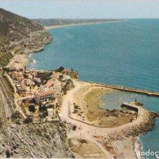 Postales: GARRAF, PLAYA, ROMPEOLAS Y PUERTO PESQUERO - ESCUDO DE ORO Nº2871 - EDITADA EN 1967 - S/C. Lote 246135425