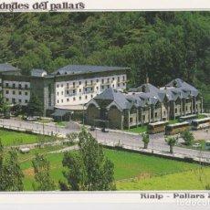 Postales: RIALP (LLEIDA) HOTEL CONDES DEL PALLARS - EDICIONES SICILIA - S/C. Lote 246135670