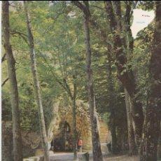 Postales: LA NOU (BERGUEDA) SANTUARI DE LURDES, LA COVA - EDICIONS SANTUARI - S/C. Lote 246136110