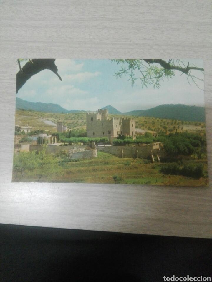 POSTAL CASTILLO BARBARÁ SAN GINÉS DE VILASAR (Postales - España - Cataluña Moderna (desde 1940))