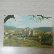 Postales: POSTAL CASTILLO BARBARÁ SAN GINÉS DE VILASAR. Lote 246165660