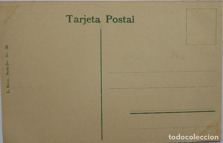Postales: P-12287. MONTSERRAT. RESTAURANT DE S. JERONIMO. FOT. L. ROCA. NO CIRCULADA. PPIOS. SIGLO XX. - Foto 2 - 246534090