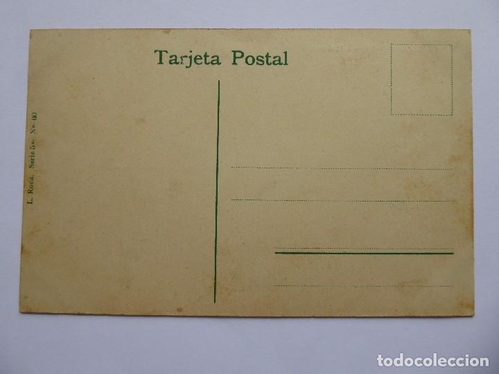 Postales: P-12288. MONTSERRAT. CÚSPIDE DE S. JERONIMO A 1236 METROS. FOT. L. ROCA. NO CIRCULADA. PPIOS. SIGLO - Foto 3 - 246536400