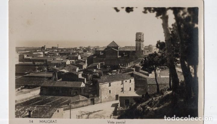 MALGRAT. 14 VISTA PARCIAL (Postales - España - Cataluña Antigua (hasta 1939))