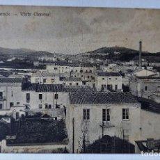 Postales: POSTAL/FOTOGRAFICA MUY ANTIGUA DE PALAMOS - VISTA GENERAL AL PUEBLO - (SIN CIRCULAR). Lote 246843080