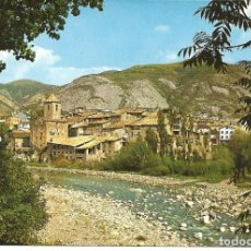 Postales: POSTAL PONT DE SUERT (LLEIDA) - RECÓ TIPIC - ESCUDO DE ORO 1973. Lote 246985575