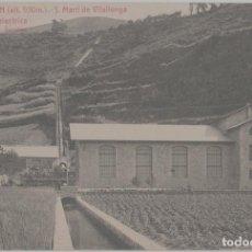 Postales: LOTE B-POSTAL CAMPRODON CENTRAL ELECTRICA GERONA CATALUÑA ESCRITA AÑOS 20. Lote 247515185