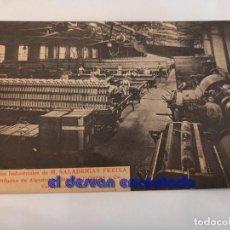 Postales: ANTIGUA POSTAL SERIE FÁBRICA SALADRIGAS FREIXA. POBLE NOU. BARCELONA. Nº 22. Lote 248567575