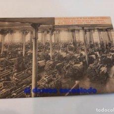 Postales: ANTIGUA POSTAL SERIE FÁBRICA SALADRIGAS FREIXA. POBLE NOU. BARCELONA. Nº 7. Lote 248567860