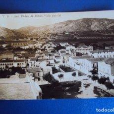 Cartoline: (PS-64709)POSTAL FOTOGRAFICA DE SAN PEDRO DE RIBAS-VISTA PARCIAL.T.B.. Lote 248592305