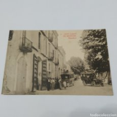 Postales: 2 - SANT QUINTÍ DE MEDIONA. APEADERO. 5317 FOTOTIPIA THOMAS, BARCELONA. Lote 249083760