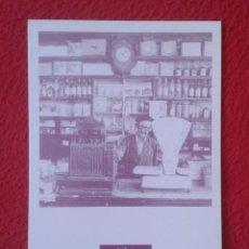 Postales: POST CARD IGUALADA BARCELONA BOTIGUES CAL PARERA, ANTIGUA TIENDA BOTIGUERS TIENDAS TENDEROS..ETC VER. Lote 249277470