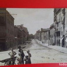 Postales: MANRESA - CARRETERA DE CARDONA - POSTAL FOTOGRÁFICA. Lote 261544485