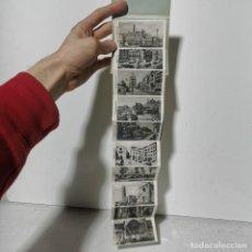 Postales: RECUERDO DE LÉRIDA - POSTALES CON FOTOGRAFÍAS ARTÍSTICAS DE LA CIUDAD DE LÉRIDA (AÑOS 50). Lote 252351670