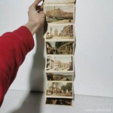 Postales: RECUERDO DE LÉRIDA - POSTALES CON FOTOGRAFÍAS ARTÍSTICAS DE LA CIUDAD DE LÉRIDA (AÑOS 50). Lote 252351780
