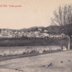 Cartes Postales: BARCELONA, MOLINS DE REY, VISTA PARCIAL. ED. FOTOTIPIA THOMAS Nº 1. Lote 252553590