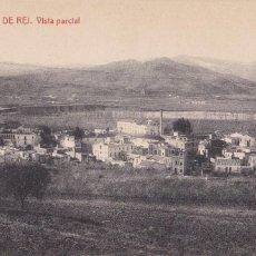 Cartes Postales: BARCELONA, MOLINS DE REY, VISTA PARCIAL. ED. FOTOTIPIA THOMAS Nº 4. Lote 252553730