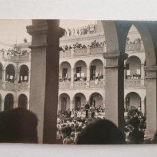 Postales: BARCELONA - HOSPITAL DE SANT JOAN DE DÉU - CONCERT DE L'ORFEÓ DE SANTS 1944 - P48655. Lote 252960150