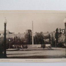 Postais: TARRAGONA - MONUMENTO A LOS CAÍDOS - P48671. Lote 252970440