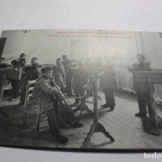 Postales: BARCELONA CASA DE LA CARIDAD. ACADEMIA DE MUSICA. Lote 253427760
