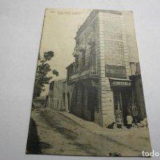 Postales: 30 BERGA. CARRETERA DEL CASTELL.. Lote 253431130